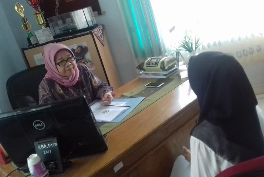 Usai Praktikum dan Supervisi 1, Mahasiswa KS Jalani Sidang