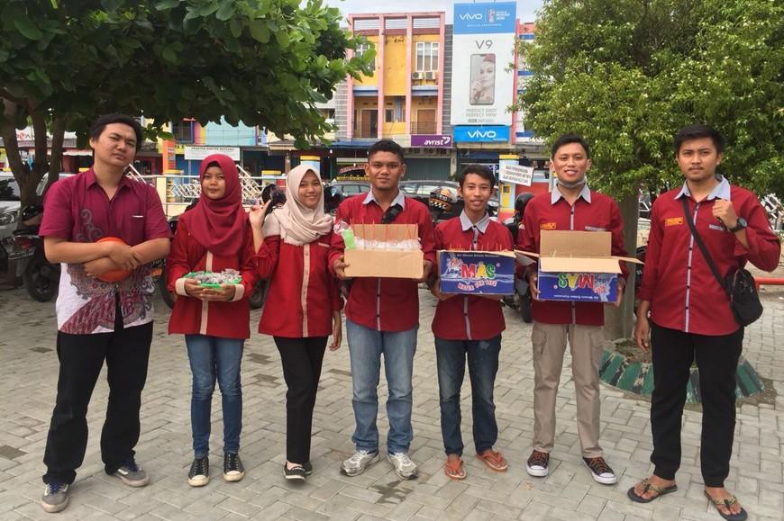 Ramadhan, HIMA-KS FISIP UNIB Berbagi Takjil Gratis